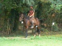 Randonnees a cheval dans la Vienne