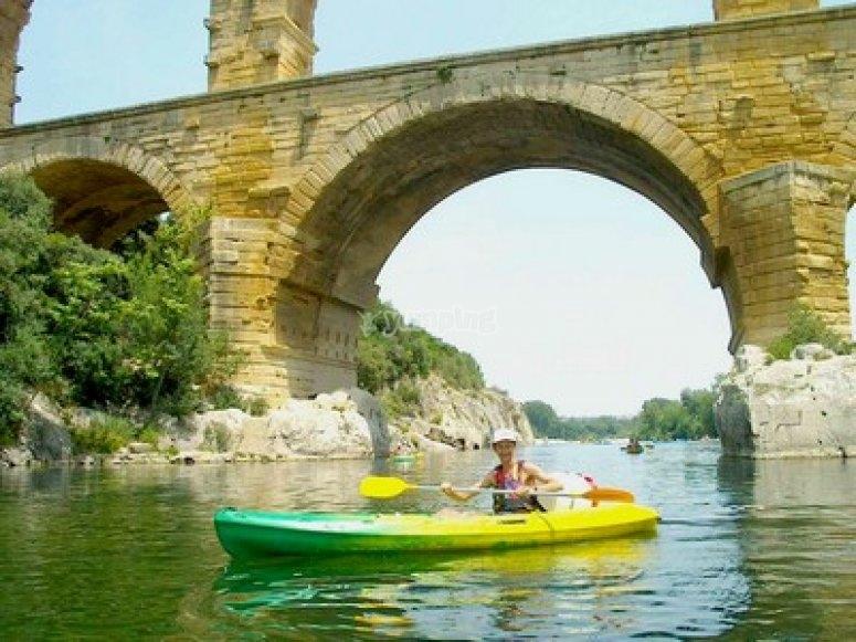 Canoe cavennes