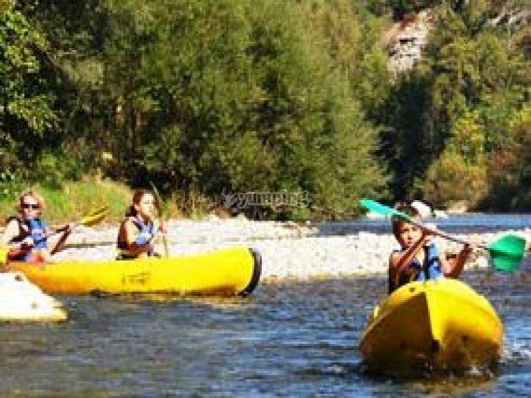 Des parcours canoe kayak uniques