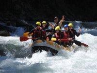 Descendez les rivieres des Hautes Alpes en Raft avec Piraft