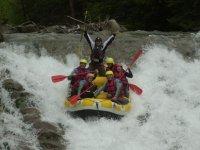Profitez d une descente Rafting avec Piraft
