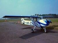 Avion leger pour initiation