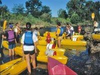 Canoe Kayak sur le Chassezac