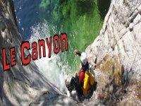 Le Canyon une activite Fun