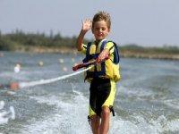 Activité Enfant Ski nautique