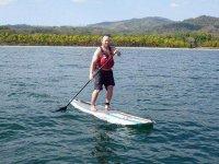 paddle surf au lac