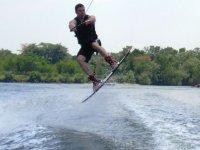 Location wakeboard dans le 74