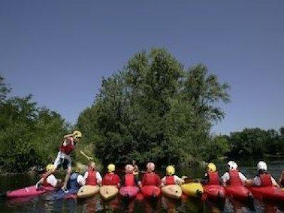 Base de location Ruffec-Rejallant Kayak