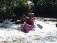 Decouverte de la Charente en Canoe