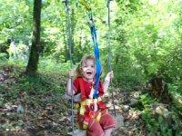 Parcours aventure pour tous avec Leman Forest