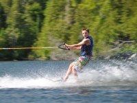 Ecole de ski nautique Talloires