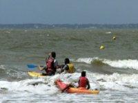 Partir en kayak de mer littoral Atlantique