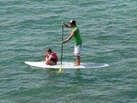 Paddle surf Saint Laurent du Var
