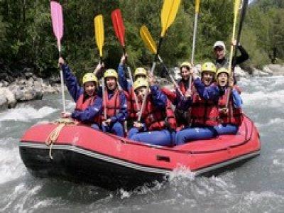Takamaka Grenoble Rafting