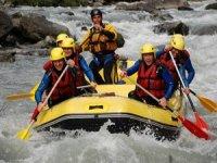 Rafting en Isere
