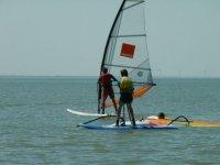 Ecole de voile et windsurf