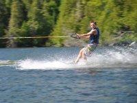 Ski nautique Veyrier sur Lac