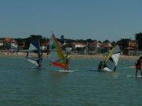 Stages de windsurf tout niveau