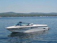 Engagement bateau a l heure sur le lac