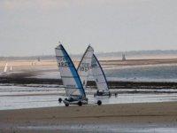 Char a voile ile de Noirmoutier
