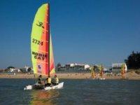 Catamaran initiation