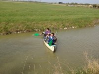 Canoe Notre Dame de Monts