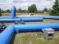 Structure gonflable quad enfants