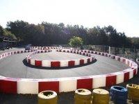 Piste de karting enfant