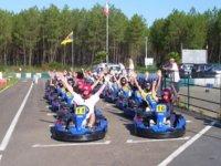 Differentes pistes de karting