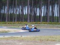 Piste de karting loisir