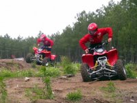 quad de location Landes