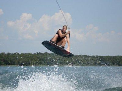 Ski Nautique Lacanau Guyenne Wakeboard