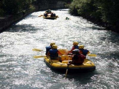 Rafting Expérience Rafting