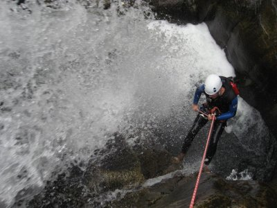 Mont Lozère Aventures Canyoning