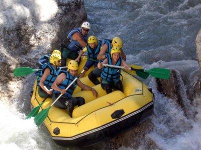 Les Guides du Verdon et des Calanques Rafting
