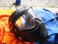 Le masque de protection
