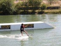 Entrainement wakeboard proche de Toulouse