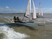 Cours et locations catamaran 15 pieds