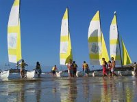 Location et pratique libre en catamaran