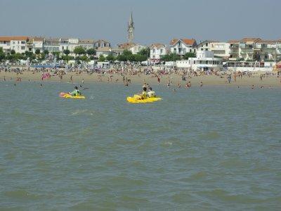Saint Georges Voiles Kayak