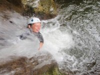 Canyoning dans l Herault