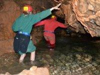 Suivi d un cours d eau souterrain