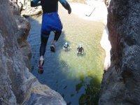 Un grand saut dans l aventure