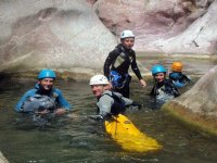 Vive le canyoning dans l Herault