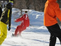 Cours Collectifs Snowboard a Peisey Vallandry