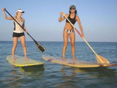 Arteka Ocean Sup Center Hendaye Paddle Surf