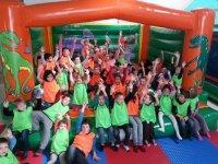 Anniversaire enfants a Argeles
