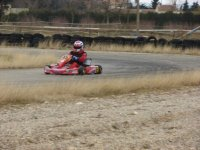 Course karting licencié