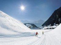 randonnee en ski nordique