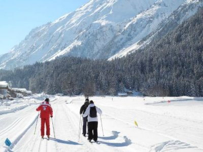 ESF Pralognan La Vanoise Ski de Fond